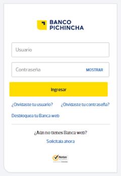 Internexo Banco Del Pichincha